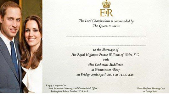 prince william and kate wedding date. william and kate wedding date